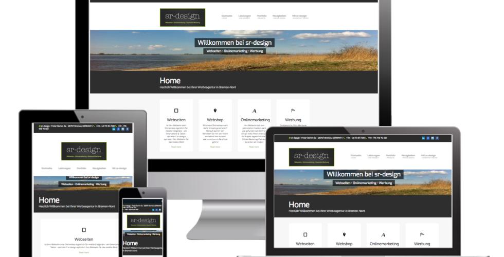Webseiten - Webdesign - Onlinemarketing - Internetseiten - Bremen - Nord